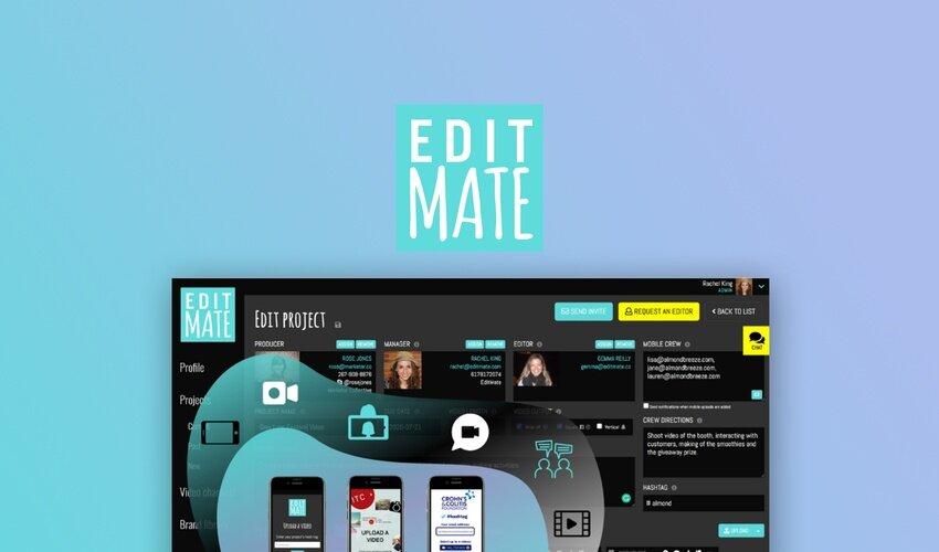 EditMate Lifetime Deal for $59