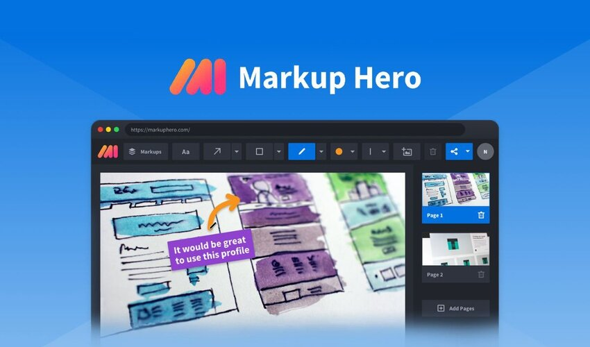 Markup Hero Lifetime Deal for $39