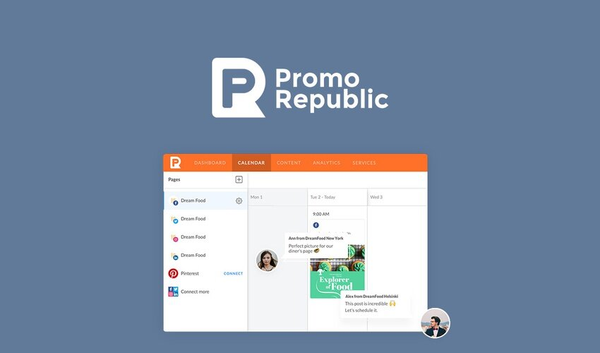 PromoRepublic Lifetime Deal $49