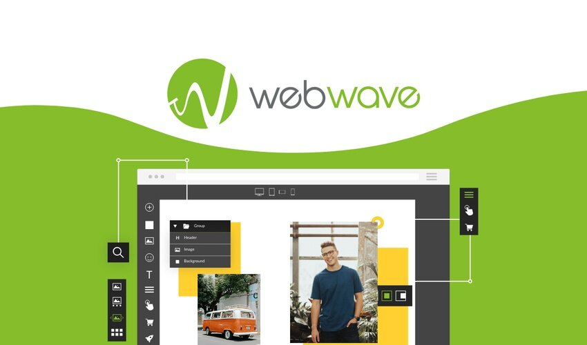 WebWave Lifetime Deal for $59