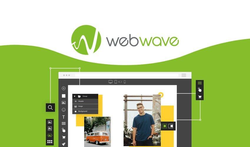 WebWave Lifetime Deal for $59