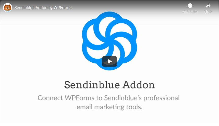 Business Legions USING WPFORMS AND SENDINBLUE video content