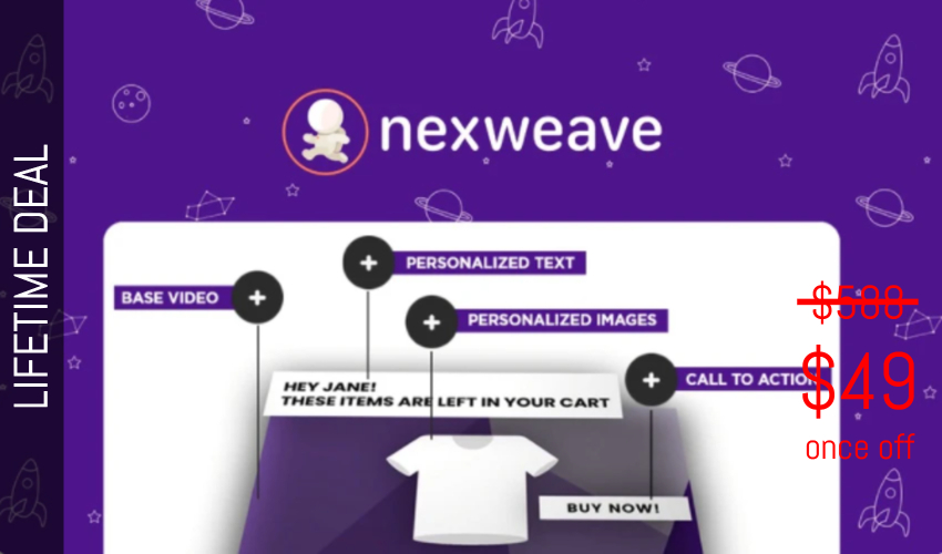 Nexweave Lifetime Deal for $49
