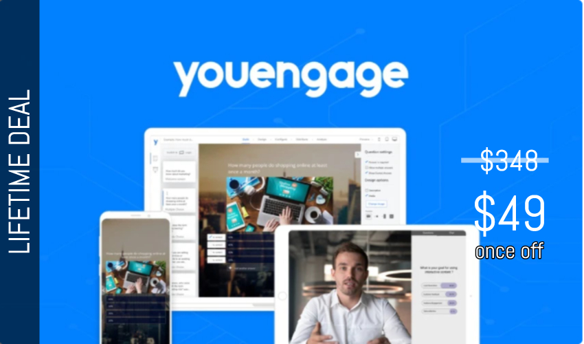 youengage Lifetime Deal for $49
