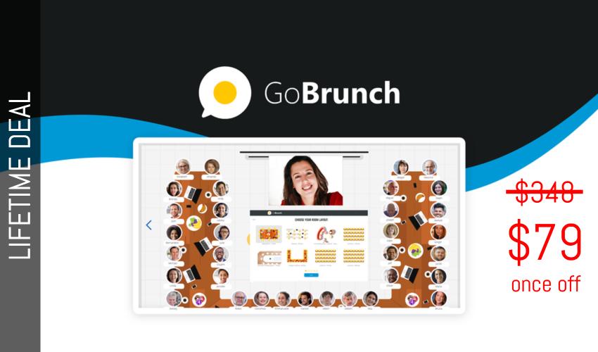 GoBrunch Lifetime Deal for $79