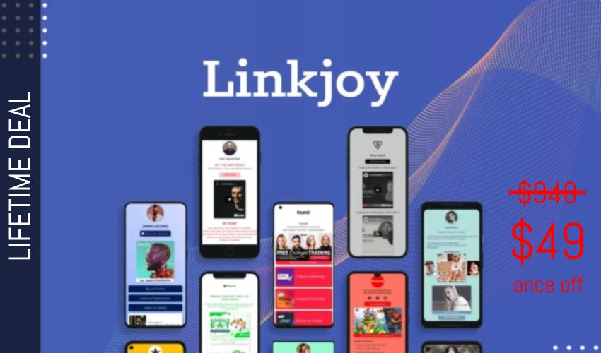 Linkjoy Lifetime Deal for $49