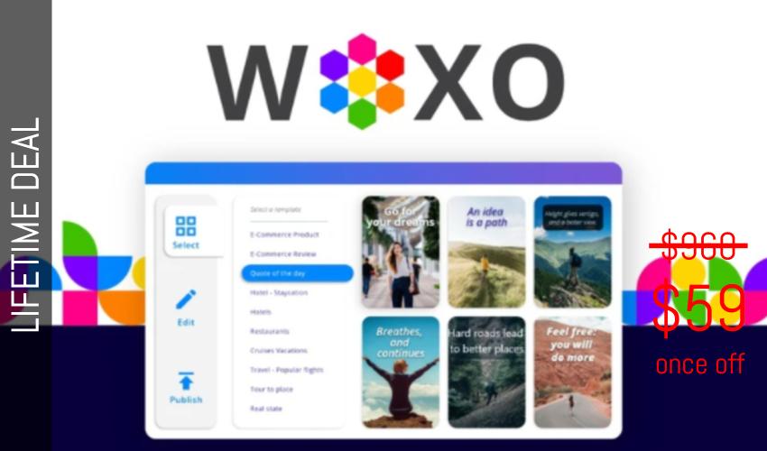Business Legions - WOXO Lifetime Deal for $59