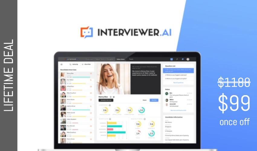 Interviewer.AI Lifetime Deal for $99