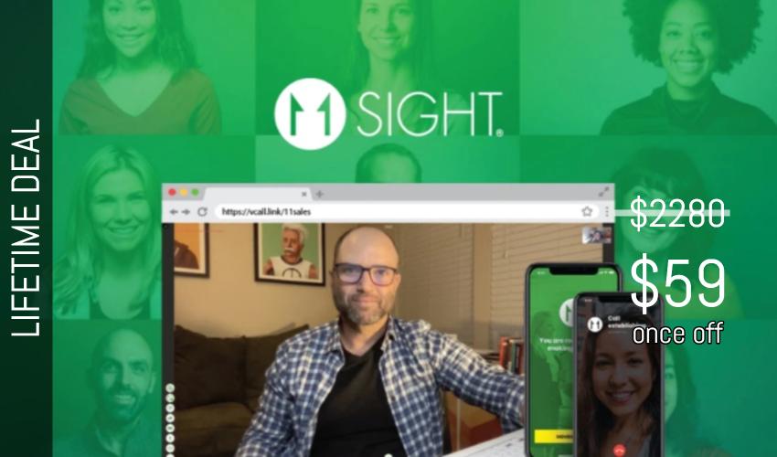 11sight Lifetime Deal for $59