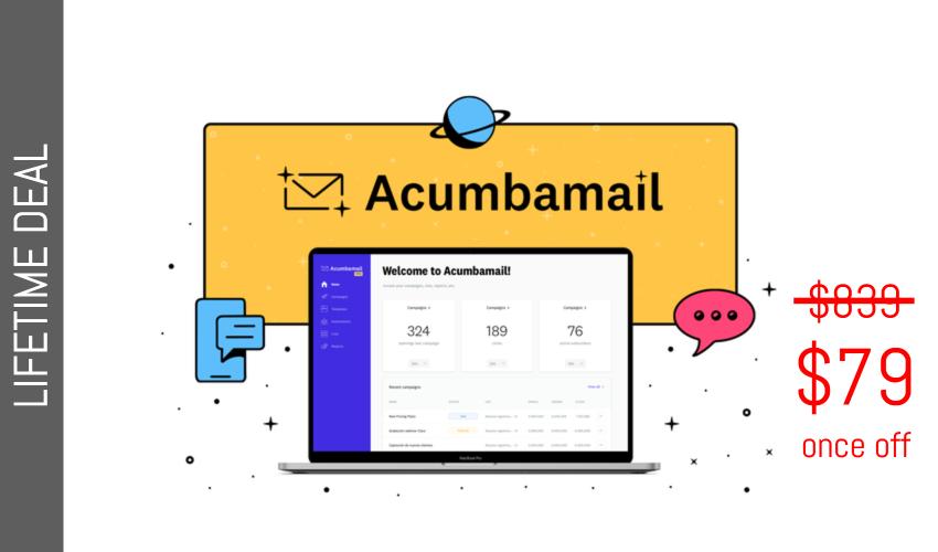 Business Legions - Acumbamail Lifetime Deal for $79
