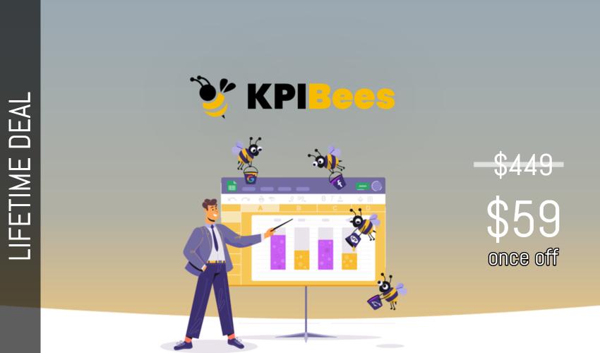KPIBees Lifetime Deal for $59