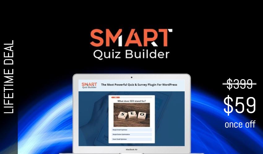 Smart Quiz Builder Lifetime Deal for $59
