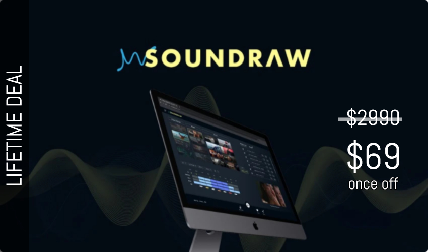 Soundraw Lifetime Deal for $69