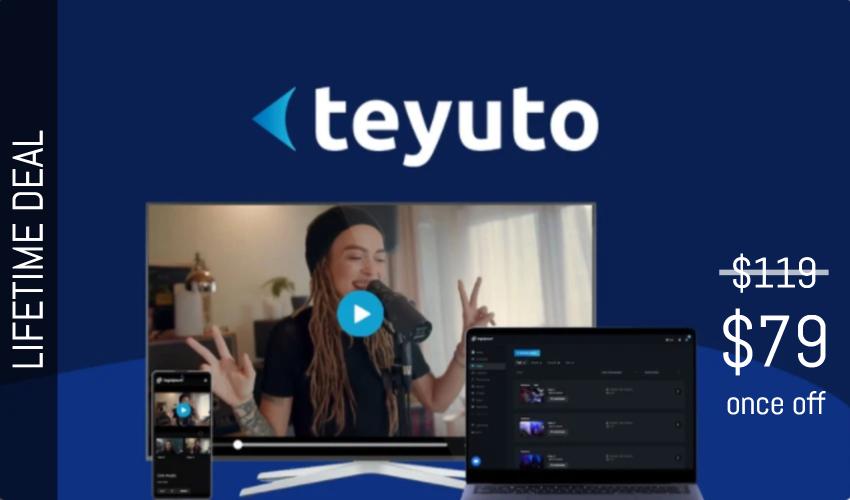 Teyuto Lifetime Deal for $79