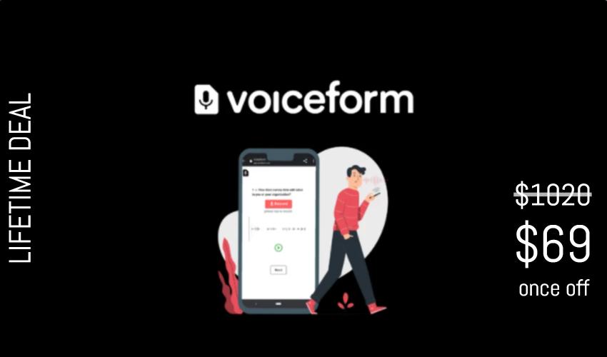 Business Legions - Voiceform Lifetime Deal for $69