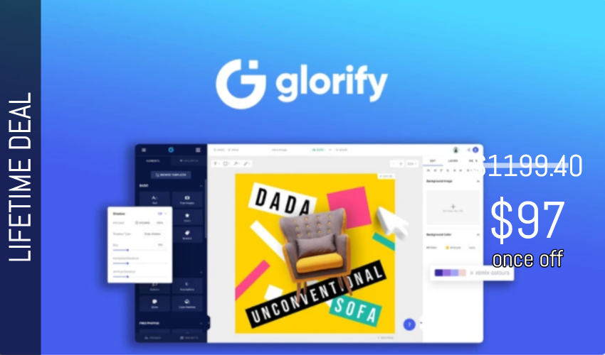 Glorify Lifetime Deal for $97