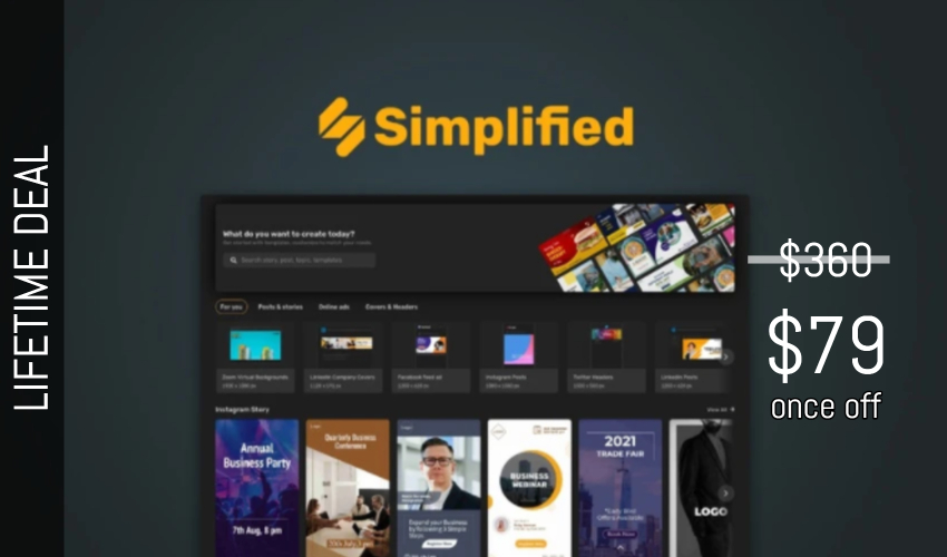 Business Legions - Simplified Lifetime Deal for $79